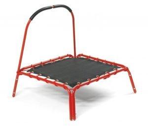 Fitness trampolin boern